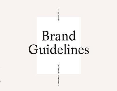 Atma - Branding identity Guidelines