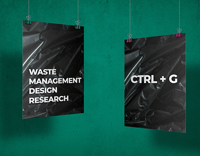 Waste Management / Design Research