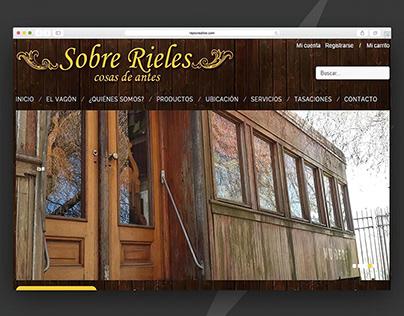 Sobre Rieles | E-Commerce