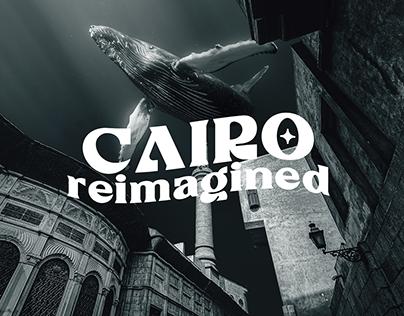 TAJ CITY CAIRO REIMAGINED