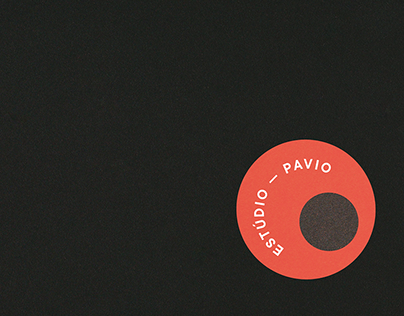 Estúdio Pavio - Identidade Visual