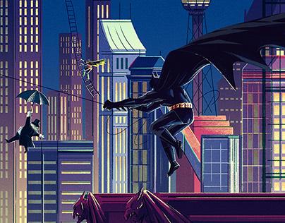Exploring Gotham