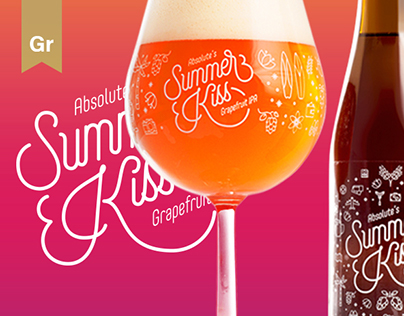 Summer Kiss (Grapefruit IPA)