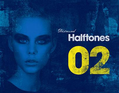 Distressed Halftones 02