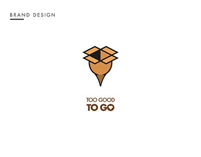 Logo Design - Too Good To Go