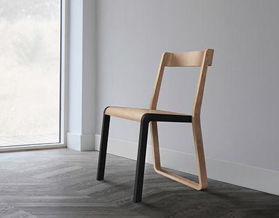 B&W Chair