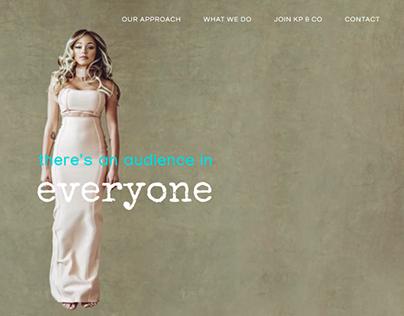 Website Design - Kreative Partners & Company