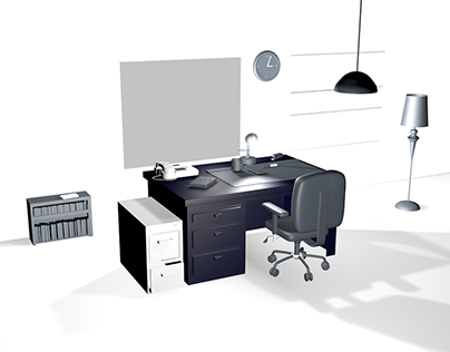 3D Office Project