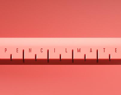 PENCILMATE | eraser concept