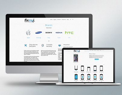 Fixmyi Website