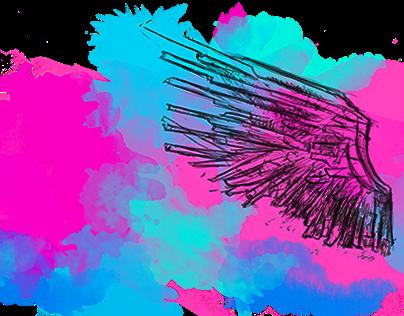 Alas de la Paz-Ilustración