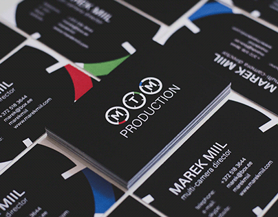 MTM Production / visual identity