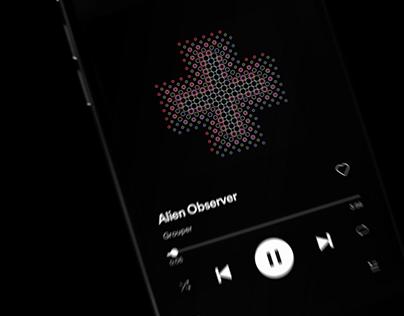 Visualizing Sound- Generative Design