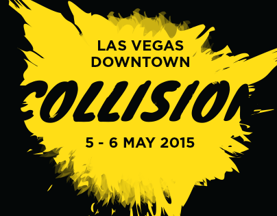 Collision 2015 Branding