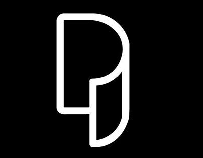 P Paper Logo Design