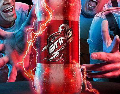 "Sting ""Energy Drink"""