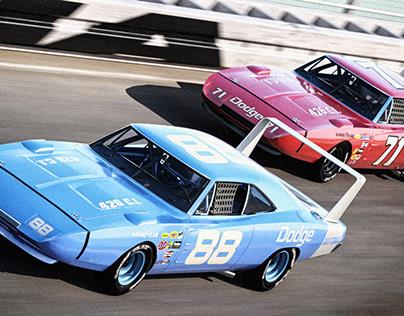 Dodge Charger Daytona '69