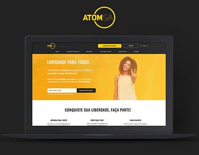 Atom - UI Design