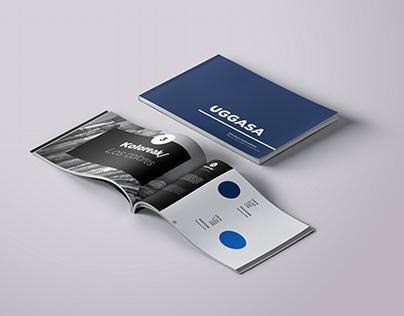Uggasa - Imagen Visual Corporativa