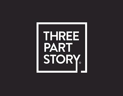 Three Part Story brand