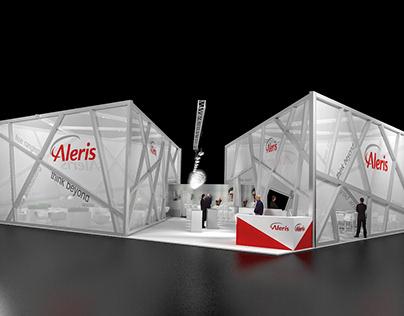 ALERIS | ALUMINIUM 2014 | Messe Dusseldorf