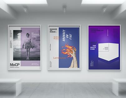 Museum Poster Series
