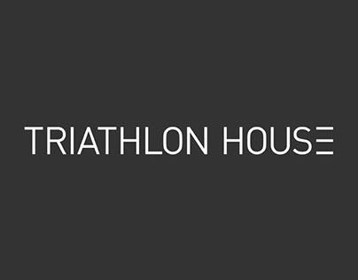 Triathlon House identity