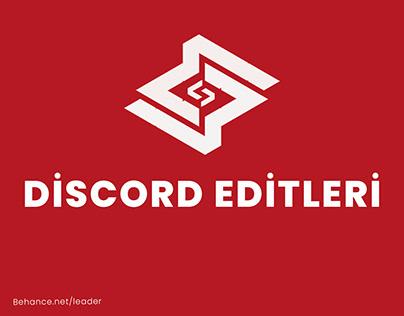 Yaptığım tüm Discord editleri.