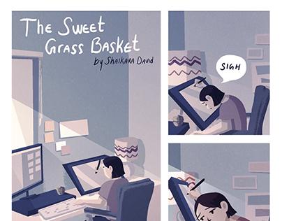 The Sweet Grass Basket Comic