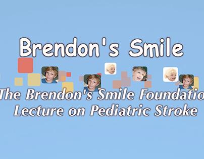 Title Animation: Brendon's Smile Foundation