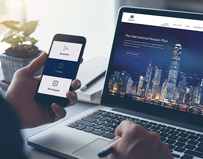 Legacy Trust Company Limited (LTC) Website Revamp
