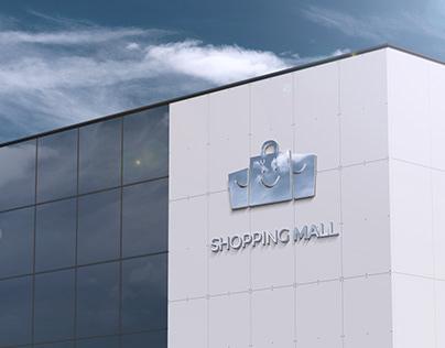 Modern Logo Design - Shopping Mall Logo - Logos