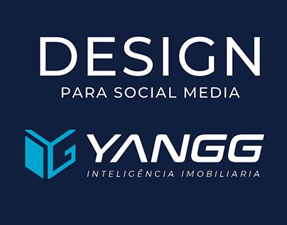 Postagem para Rede Social - Imobiliária Yangg