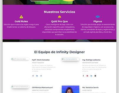Infinity Designer