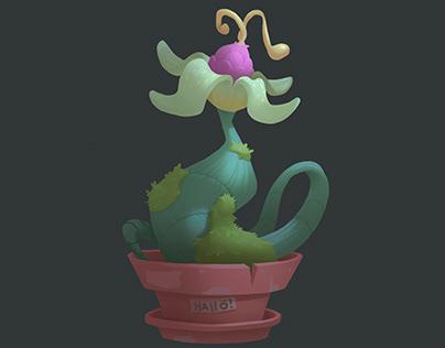 Hallö plant