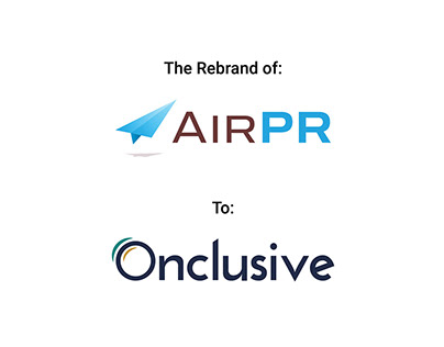 Rebrand of AirPR to Onclusive