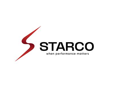 STARCO FANS Logo Revamp