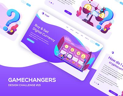 Crypt [Gamechangers Design Challenge]