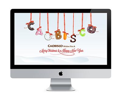 CAOBISCO Christmas Greeting 2014
