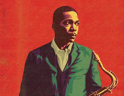 Jazz print collection