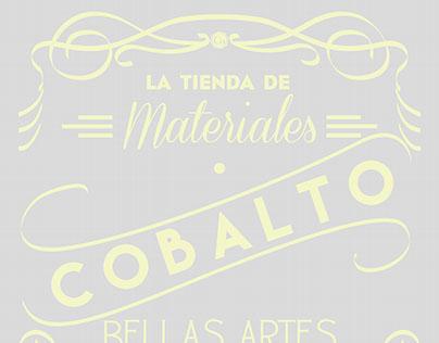 Branding Cobalto Shop