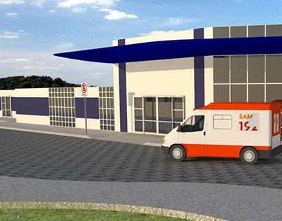 Centro de Saúde (Health Center)