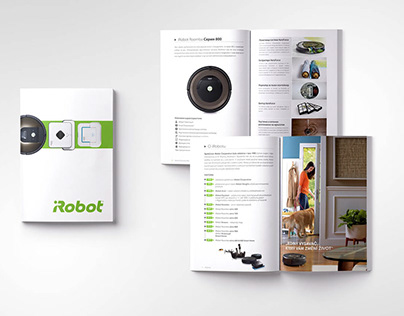 iRobot – produktový katalog