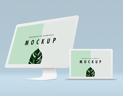 Free Mockup Collection 1