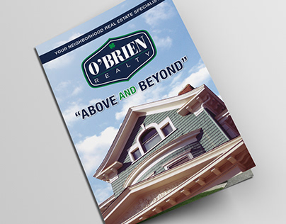 Real Estate Sales Brochure