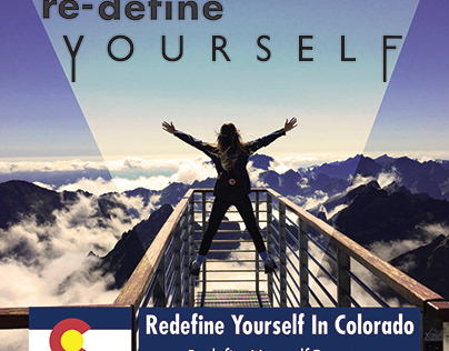 ReDefine Yourself Advertisement