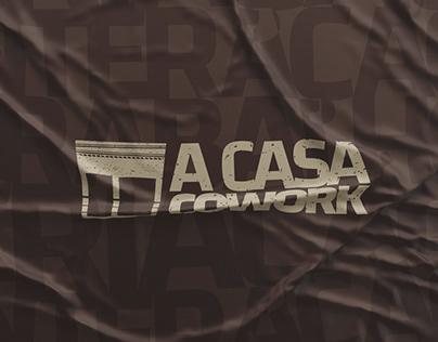 A CASA COWORK   Branding