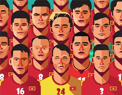 VietNam Football Legend 2