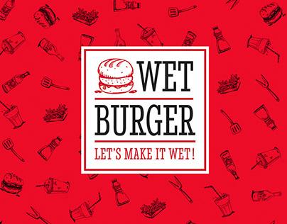 Wetburger LOS ANGELES - USA - Branding