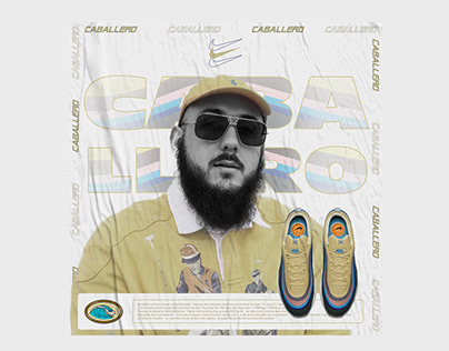 CABALLERO x Air Max 97 Sean Wotherspoon